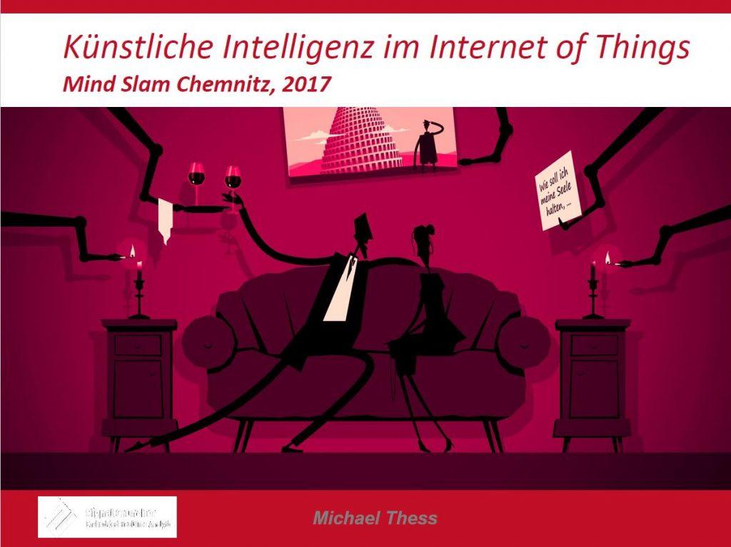 Michael Thess - Mind Slam Chemnitz