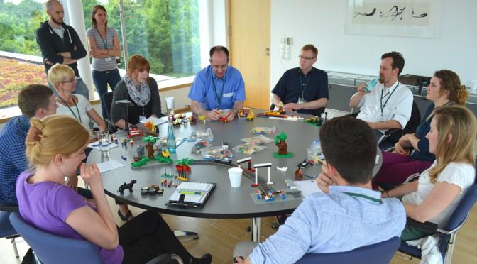 LEGO Serious Play in Management, Projekten und Entwicklung