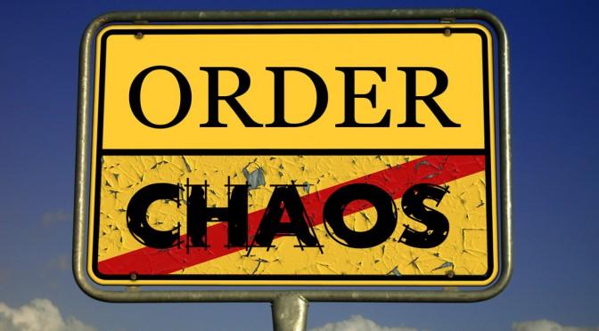 Ordnung - Chaos - Suchen - Finden